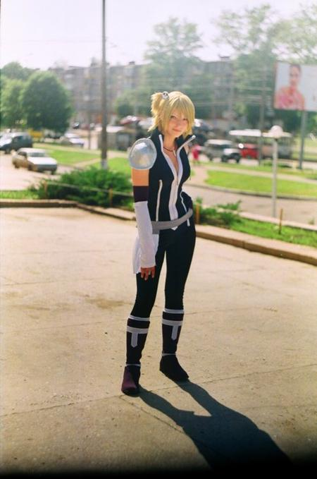 Cosplay Lucy Ashley