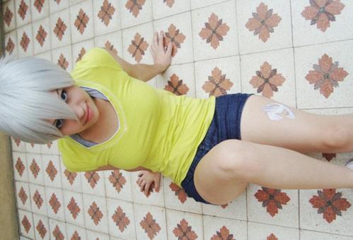 Cosplay Lisanna