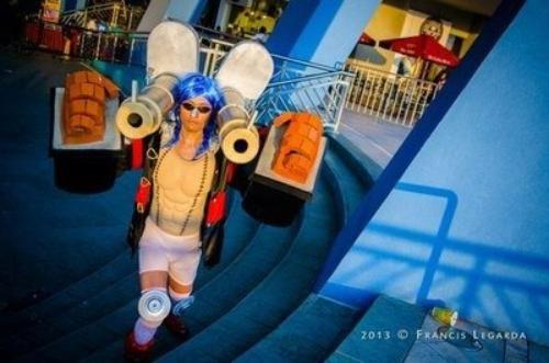 Cosplay Franky