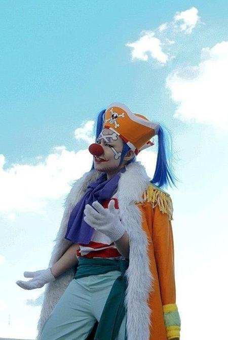 Cosplay Baggy le clown