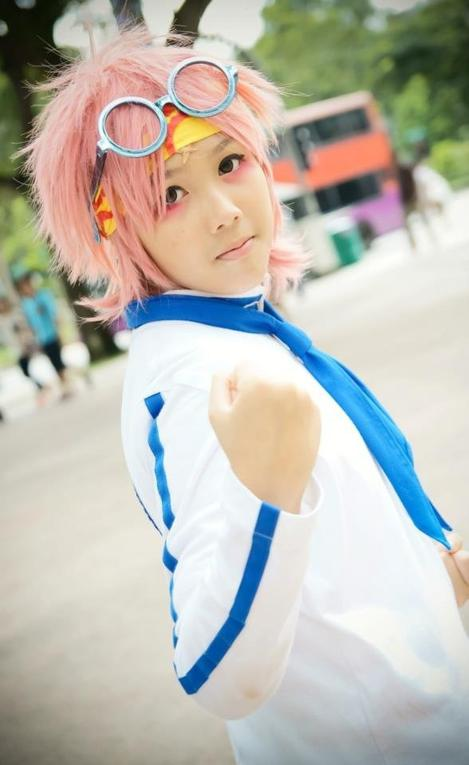 Cosplay Coby