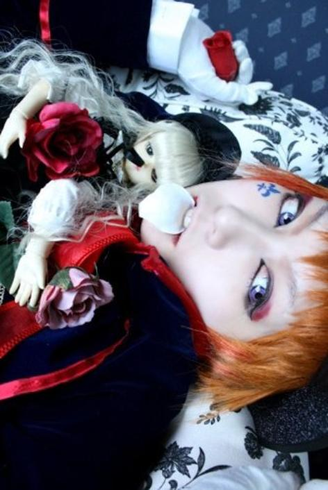 Cosplay Drocell Keinz