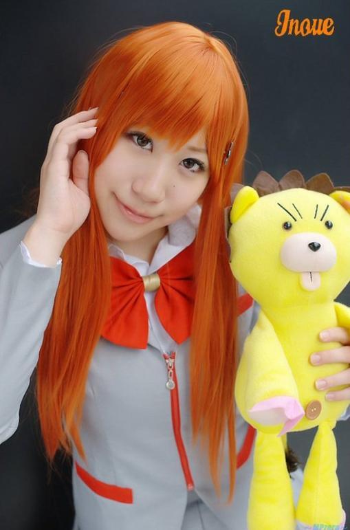 Cosplay Orihime Inoue