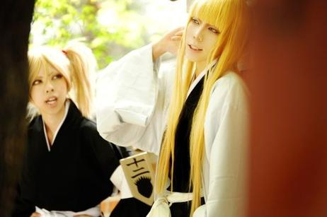 Cosplay Shinji Hirako