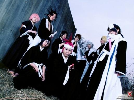 Cosplay Team ~ Bleach ~