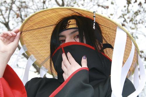 Cosplay Itachi Uchiwa