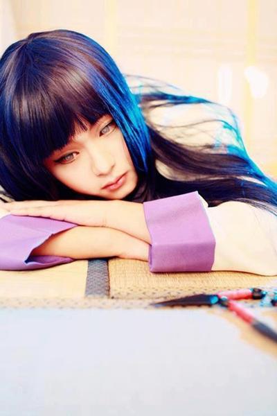Cosplay Hinata Hyuga