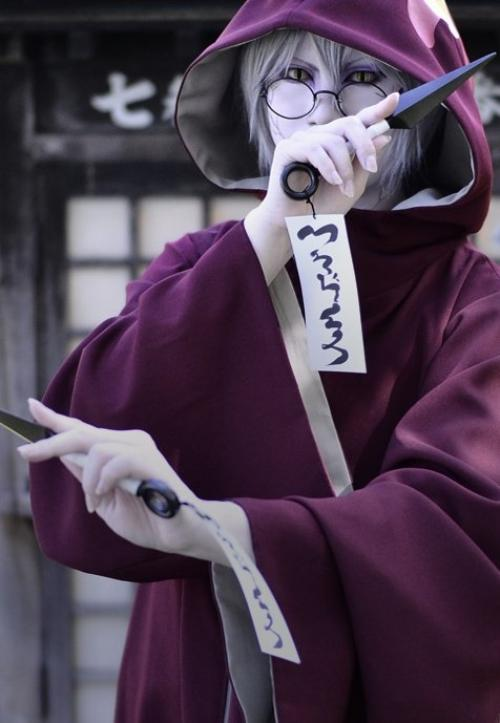 Cosplay Kabuto Yakushi