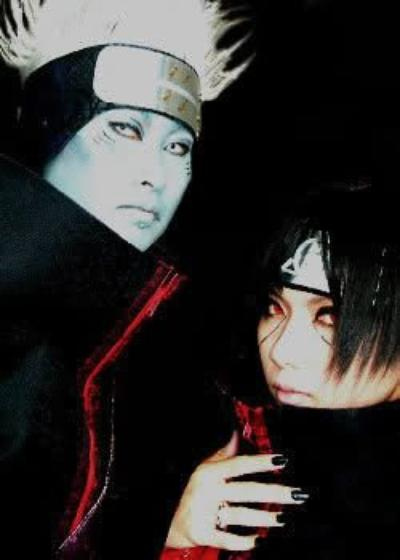 Cosplay Kisame Hoshigaki