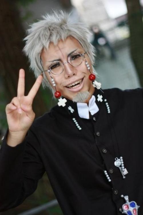 Cosplay Shiro Fujimoto