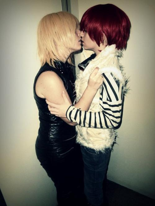 Cosplay Matt et Mello