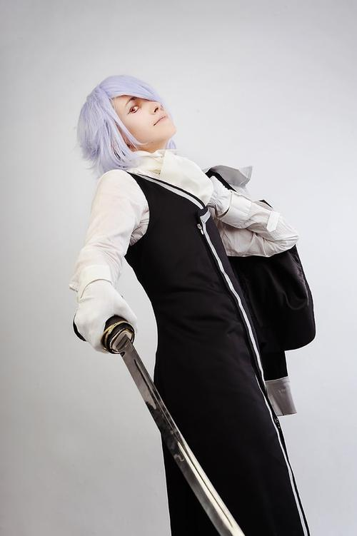 Cosplay Xerxes Break