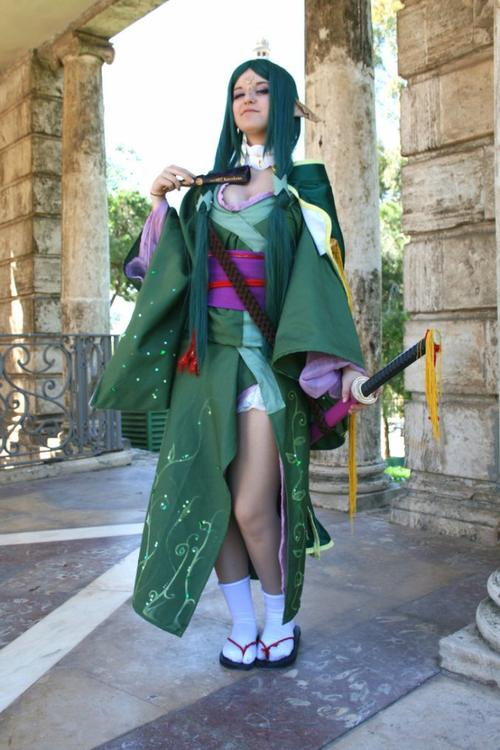 Cosplay   Lady Sakuya