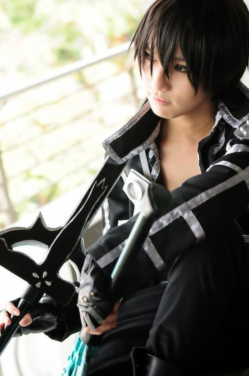 Cosplay Kirito