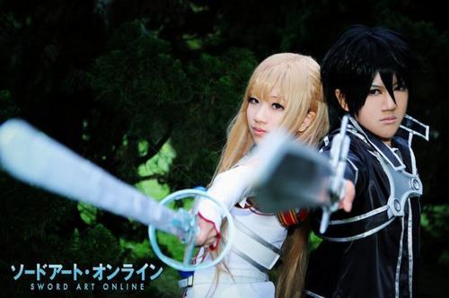 Cosplay Divers ~ Sword Art Online ~