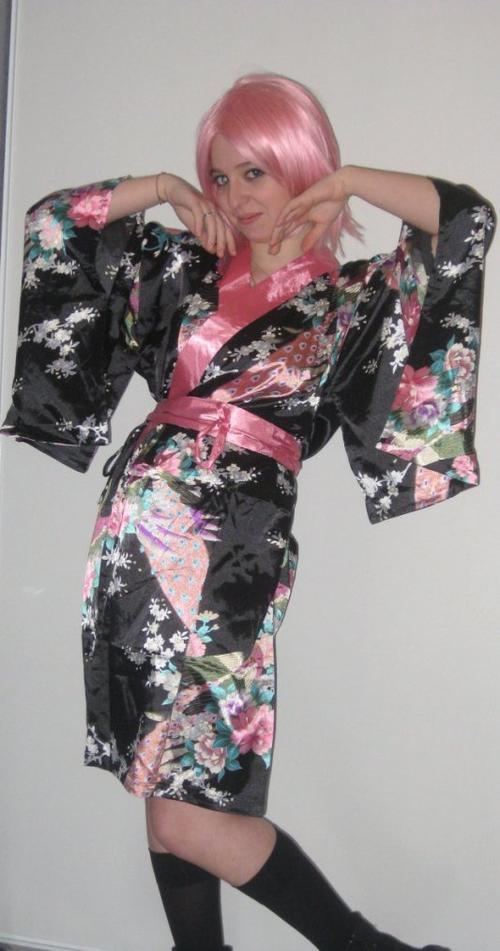 Clin d'½il Cosplayeuse ~ Sakura ~