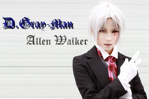 Cosplay Allen Walker
