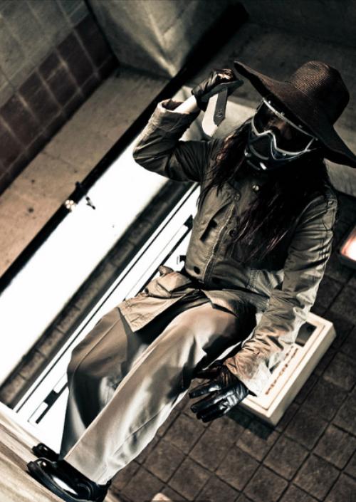 Cosplay ~ Takao Hiyama