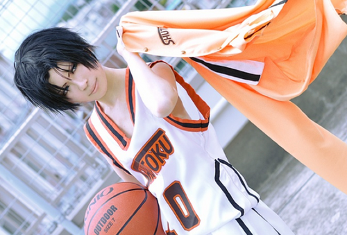 Cosplay Takao Kazunari