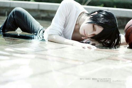 Cosplay Tatsuya Himuro