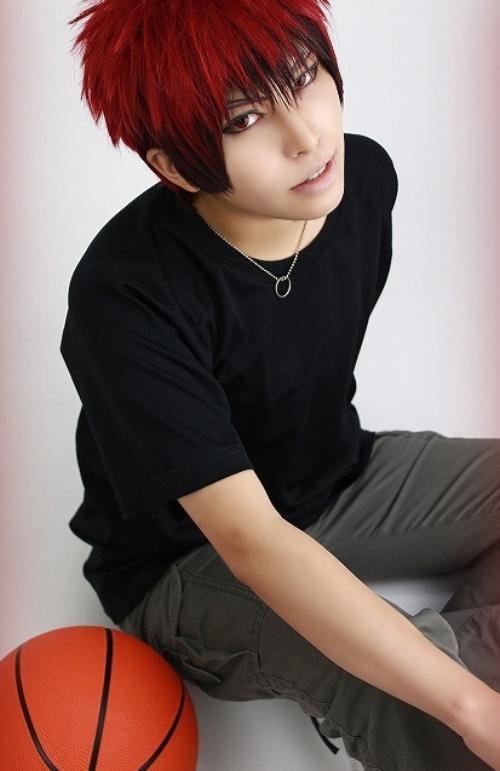 Cosplay  Kagami Taiga