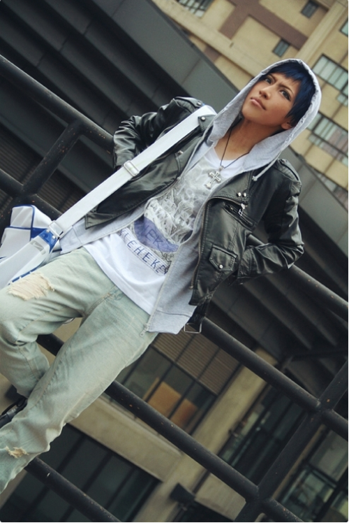 Cosplay  Aomine  Daiki