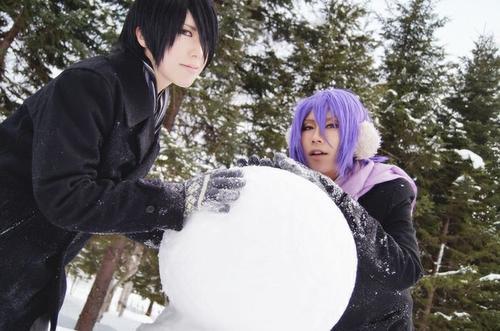 Cosplay ~ Murasakibara et Himuro