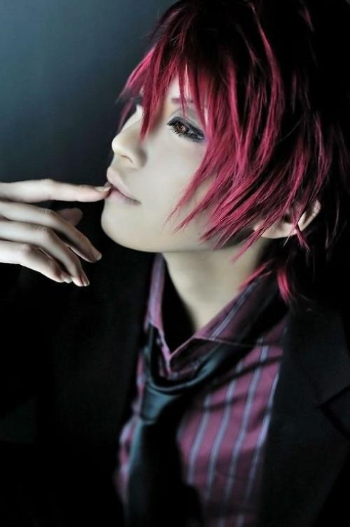 Cosplay ~ Akashi Seijuro