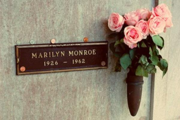 La tragédique mort de Marilyn ♠