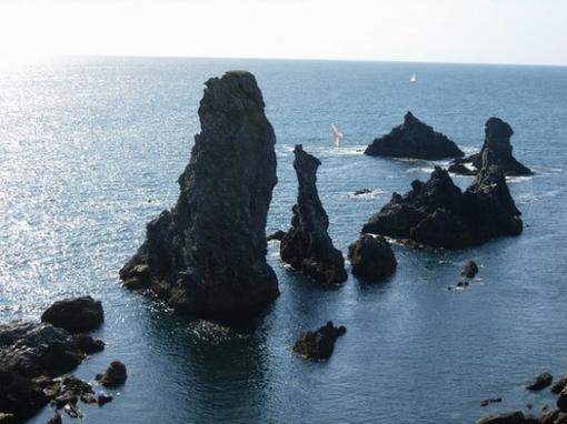 Vacances d'été : Belle-île