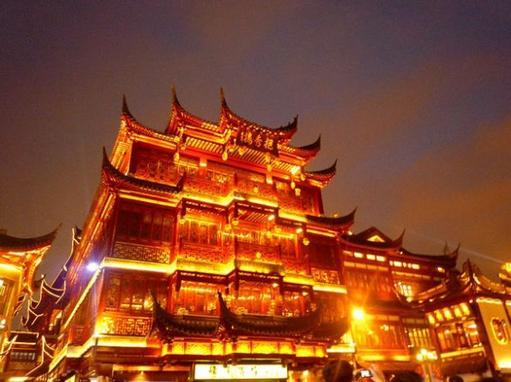 Voyage au pays des Pandas : Shanghaï