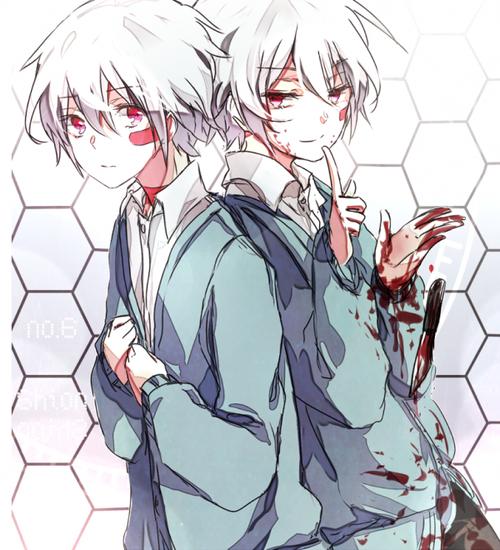 RP: Shion - No.6