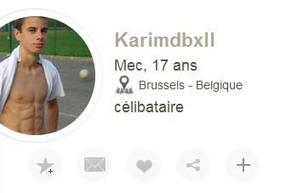 Attention les filles , faites attention a ce fake !! karimdbxll