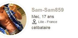 Encore un batard qui fake sam albert : sam-sam859