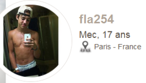 Encore un fake de Austin grey ==> fla254