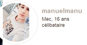 Attention les filles , faites attention a ce batard de fake   ==> manuelmanu