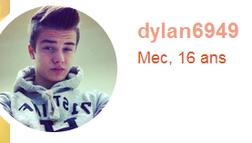 Attention les filles , ne vous approchez pas de ce gros fake ==> dylan6949