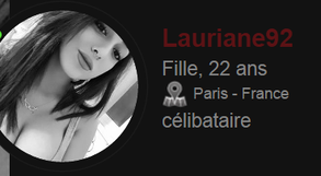 Attention a cette grosse fake ==> lauriane92