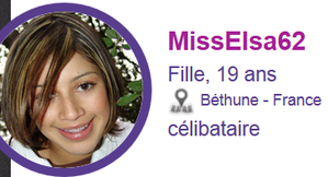 Attention a ce fake ==>> misselsa62