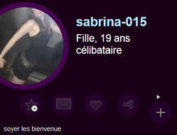Attention a ce fake : sabrina-015