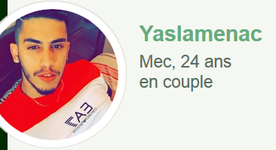 Attention a ce fake ==>> yaslamenac