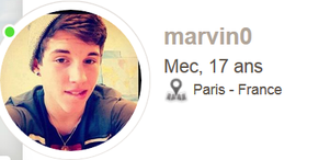 Encore un fake ==> marvin0