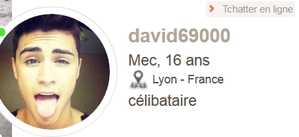 Encore un petit merdeu qui fake Richard Ayala ==>> david69000