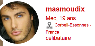 Encore un fake : masmoudix