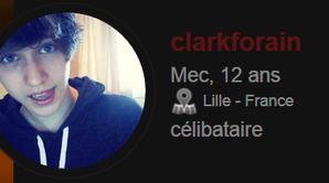Attention a ce fake ==> clarkforain