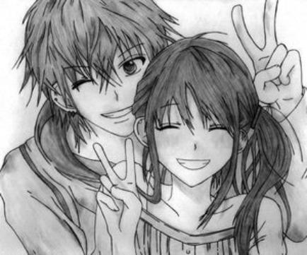 Peu m'importe que ce jour soit sans soleil, Ton seul sourire illumine mon ciel.