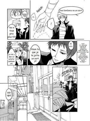 Doujin Akashi x Kuroko : Trick or Treat ***