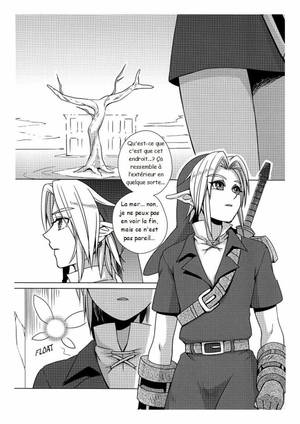 Doujin Link x Dark Link : From The Underground ***