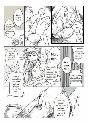 Doujin Femme Kuroko x Kagami, Femme Himuro x Murasakibara, Femme Midorima x Takao : Pur Maria Parody **