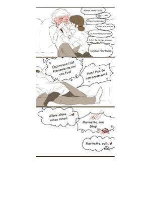 Doujins Ladybug x Chat Noir
